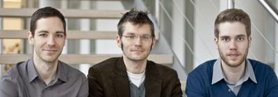 Sebastian Ullrich, Dr. Martin Ostapczuk, Dr. Adrian Hoffmann